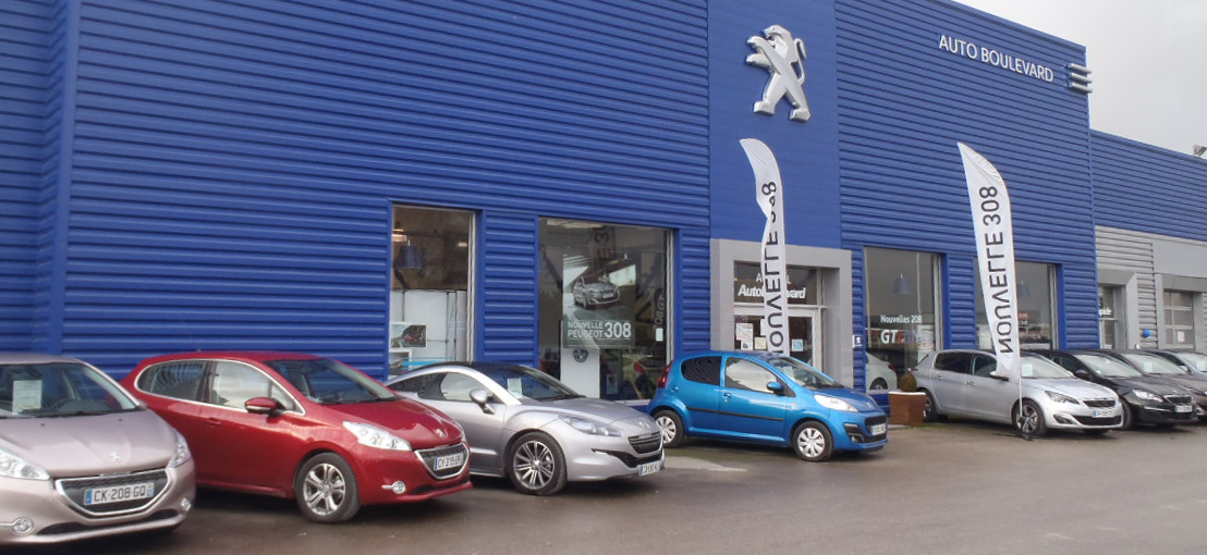 Concession peugeot barberey garage auto boulevard for Garage auto saint nazaire